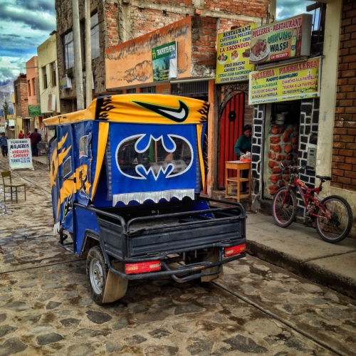 Mototaxi Pimp My Ride Peruvian Cultural Quirks
