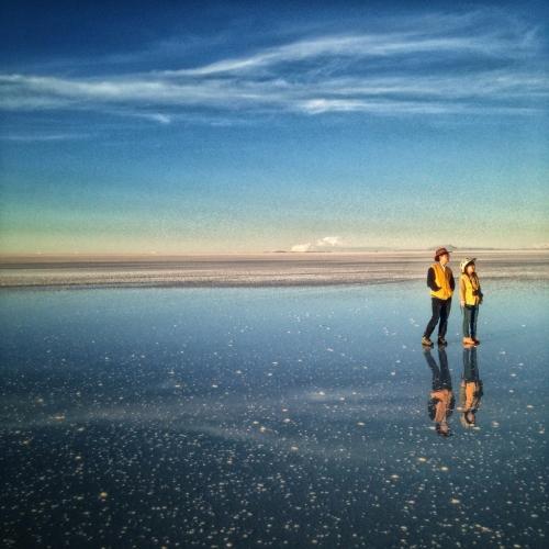 Salar De Uyuni Salt Flats Space Cowboys Bolivia
